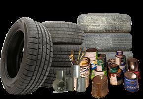 Tires & Paint